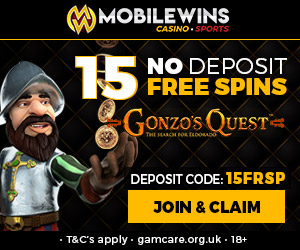 Latest bonus from Mobile Wins Casino